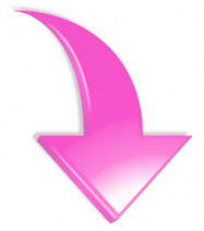 pink curly arrow down